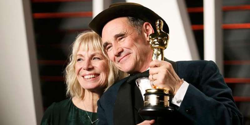 Mark Rylance and wife Claire van Kampen married for 26 years without rumors of divorce or affairs