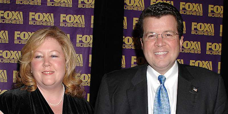 Neil Cavuto with Wife Mary Fulling