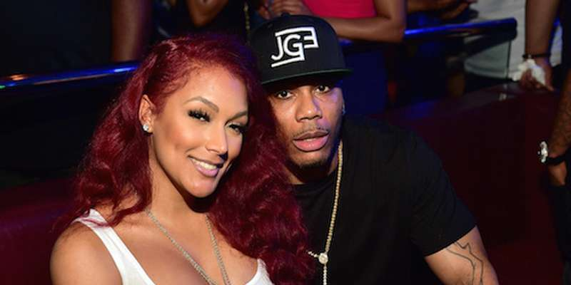 After Floyd Mayweather debacle, Shantel Jackson engaged to Nelly as they could get married soon