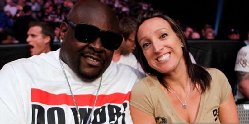 Former husband and wife; Christopher 'Big Black' and Bryiana Noelle