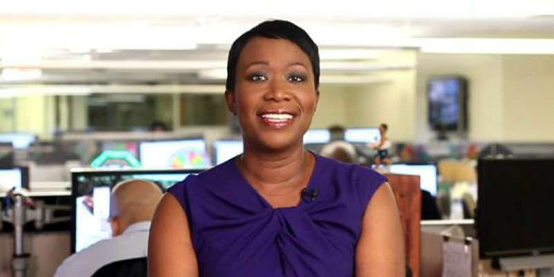 Joy-Ann Reid and husband Jason Reid happily married without rumors of divorce or other affairs