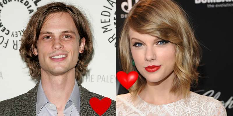 Matthew Gray Gubler rumored to have dated Taylor Swift in the past but who is his girlfriend now?