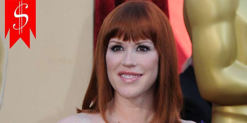 Molly Ringwald's net worth & salary go hand in hand with her amazing career. What's her net worth?
