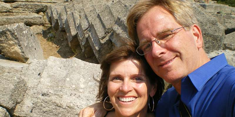 Who is Rick Steves' ex-wife Anne Steves? Their Divorce, Children, And Current Dating Status Revealed