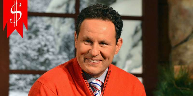 Fox News' Brian Kilmeade has a net worth and salary that go hand in hand with his glorious career