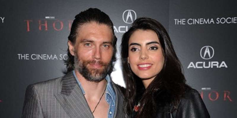 Anson Mount And His Girlfriend Famke Janssen's Marrige Rumors Is Shot Down! Who is Anson Mount's Wife?