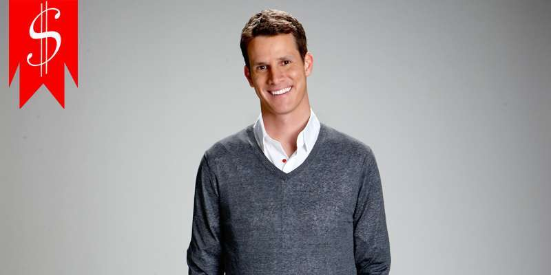 Daniel Tosh's net worth and salary makes him one of the richest comedians; his career and awards