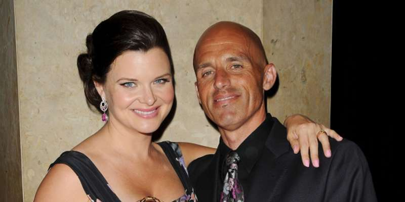 Heather Tom and husband James Achor nearing their 5th marriage anniversary without divorce rumors