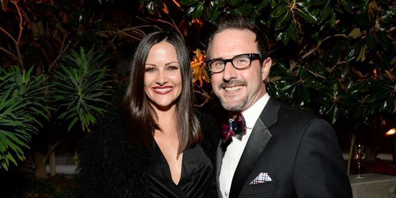 Christina McLarty and husband David Arquette unlikely to divorce as they enjoy their married life