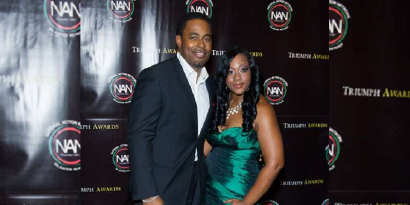 Lamman Rucker hints he has a girlfriend and says he wants to get married when the time is right