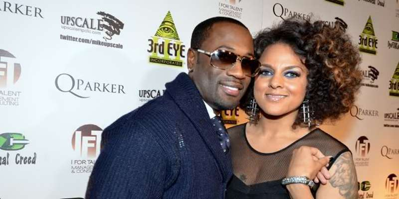 Marsha Ambrosius pregnant with her boyfriend Dez Billups as they could get married soon