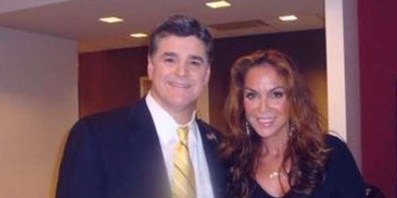 Jill Rhodes and husband Sean Hannity still married but they could be on the verge of divorce