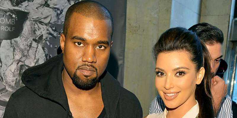 Kim Kardashian and Kanye West show no sign of divorce as they live happily with their 2 children