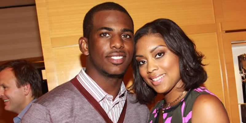 Fashion designer Jada Crawley and her husband Chris Paul married since 2011 without divorce rumors