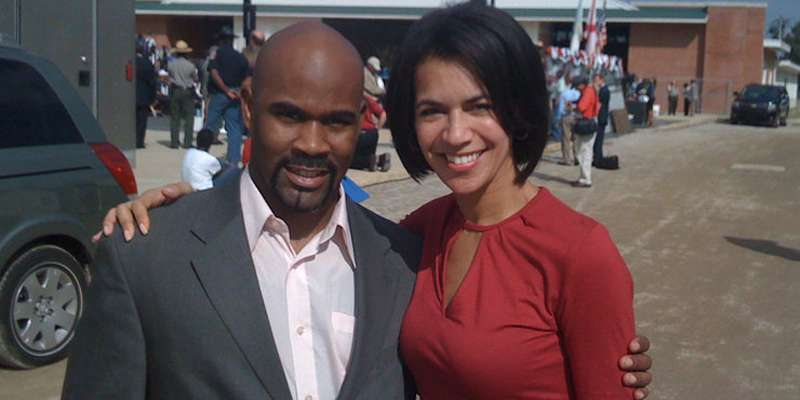 Fredricka Whitfield and husband John Glenn married without divorce issues; meet their children