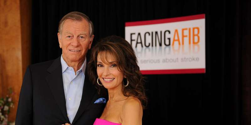 Married for eons as Susan Lucci and husband Helmut Huber show no sign of divorce