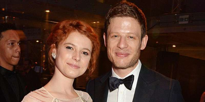 James Norton- new James Bond? Openly dating his girlfriend Jessie Buckley since March