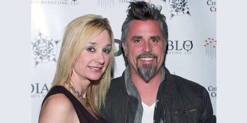 Richard rawlings talks being married blames career for orce from