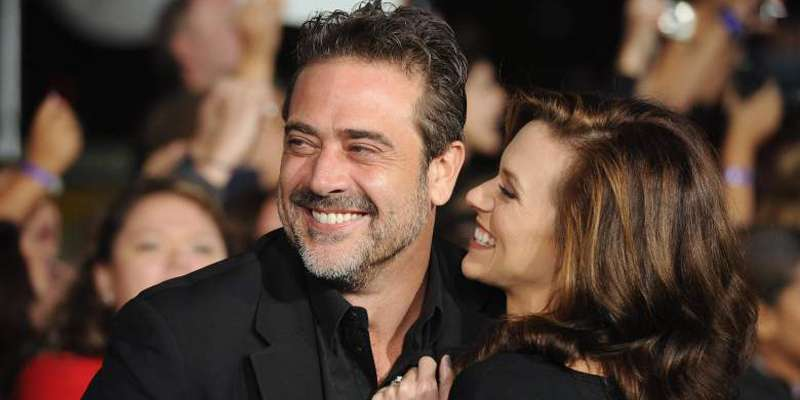 Second divorce unlikely for Hilarie Burton as she and husband Jeffrey Dean Morgan enjoy married life