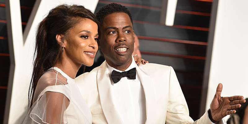 Megalyn Echikunwoke not married but having a romantic affair with boyfriend Chris Rock