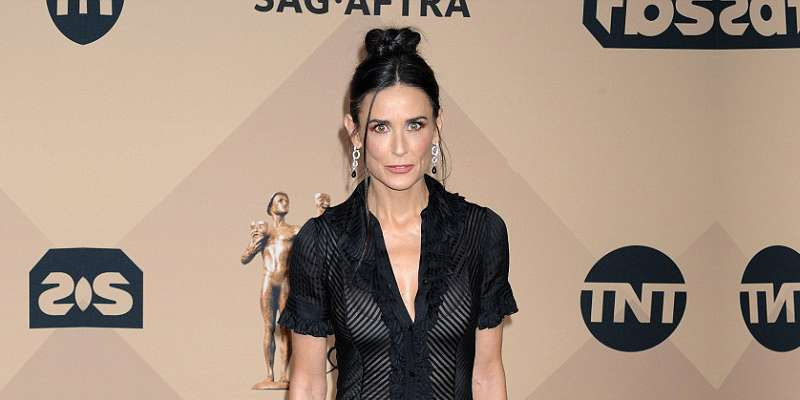 After three husbands and three divorces, Demi Moore unlikely to get married again in the near future