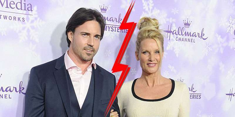 Nicollette Sheridan & husband Aaron Phypers finalize divorce as their marriage doesn't last long