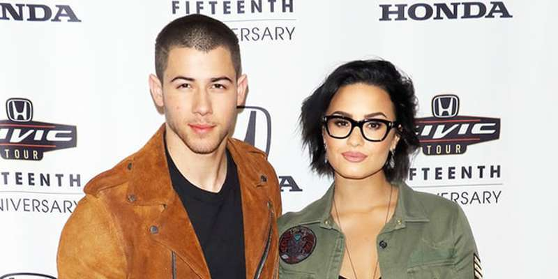 Are Nick Jonas And Demi Lovato Dating Are They Secretly In Relationship As Girlfriend
