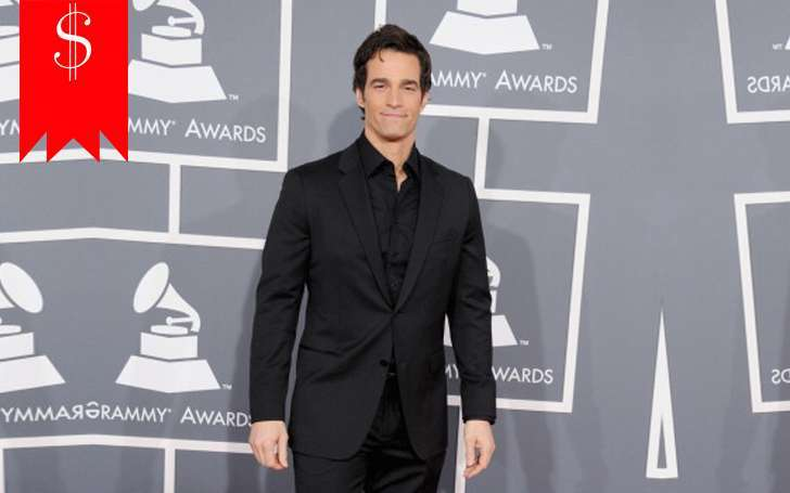 Rob Marciano awards prove why he has earned such a high net worth and salary in his career