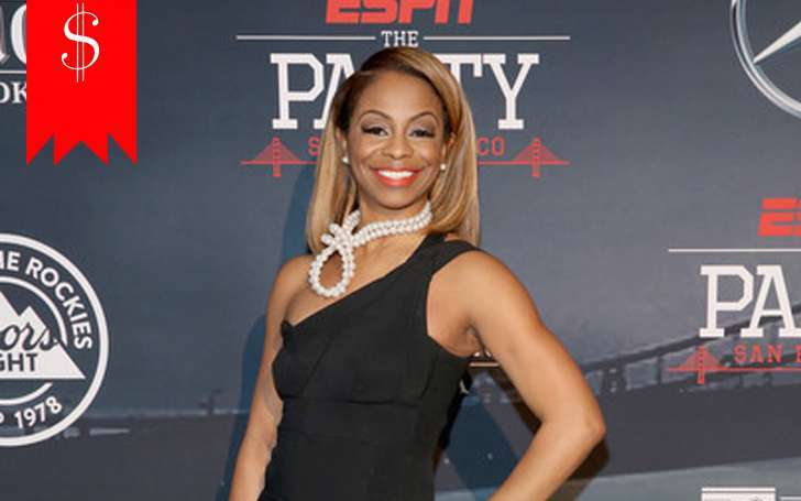 The net worth and salary of ESPN reporter Josina Anderson will make your jaw drop