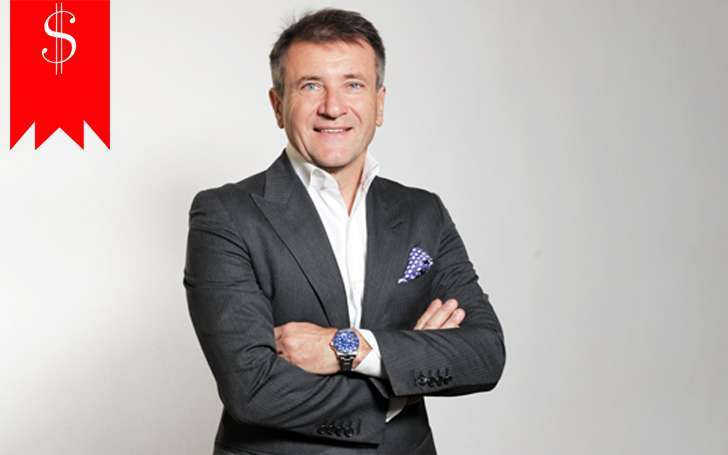 ABC salary and investments key to Robert Herjavec $200 million net worth