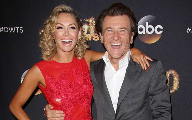 After divorce from Diane Plese, Robert Herjavec married wife Kym Johnson and is living happily
