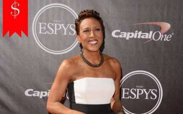ABC anchor Robin Roberts has a net worth and salary that go hand in hand with her career