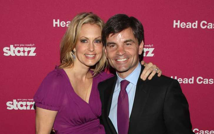 George Stephanopoulos and his wife Alexandra Wentworth married since 2001 without divorce rumors
