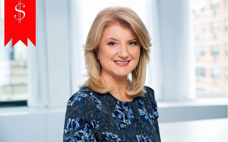 Arianna Huffington — Everything you need to know : net worth, salary, career, and awards