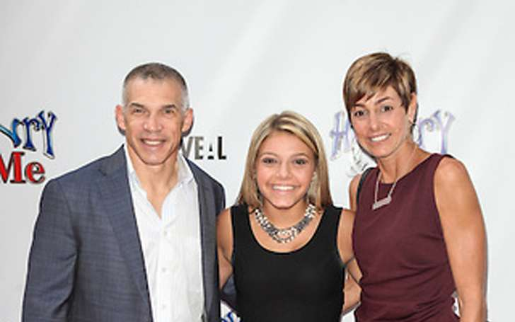 Kimberly Innocenzi - Joe Girardi's wife and a proud mother of three children