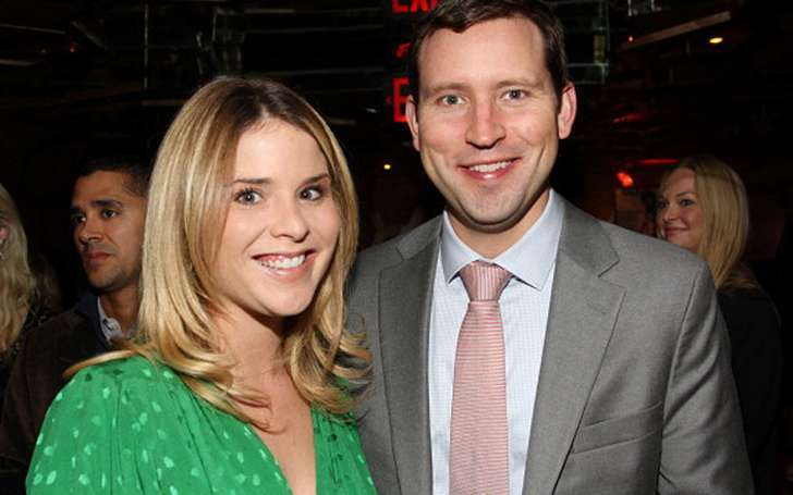 Married since 2008 as Jenna Bush Hager and her husband Henry Chase Hager live with two children