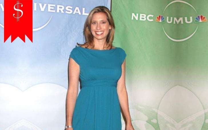 Meteorologist Stephanie Abrams net worth and salary on the rise as her career makes progress
