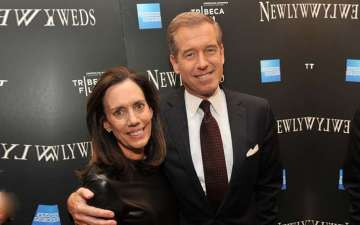 MSNBC's Brian Williams & his wife Jane Stoddard Williams married for 16 years without divorce rumors