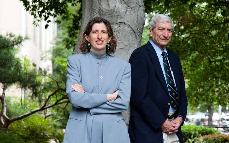 Married since 1958 as Marvin Kalb and wife Madeleine Green still without a single divorce rumor