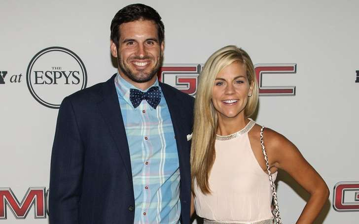 Samantha Ponder & husband Christian Ponder married without issues as they live with their daughter