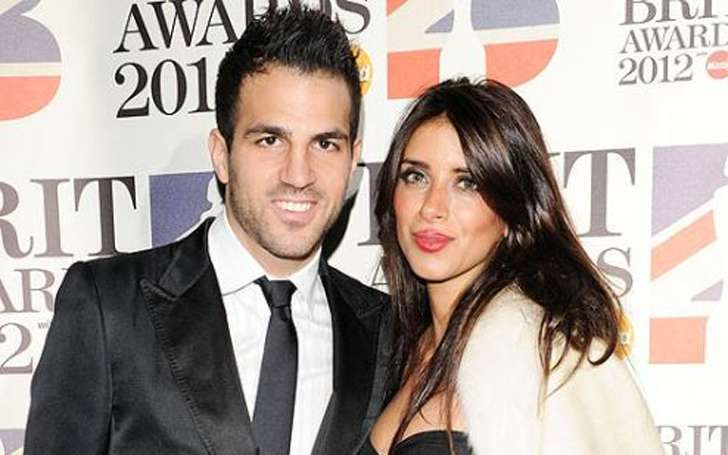 Daniella Semaan & boyfriend Cesc Fabregas dating since 2013 as they are rumored to get married soon