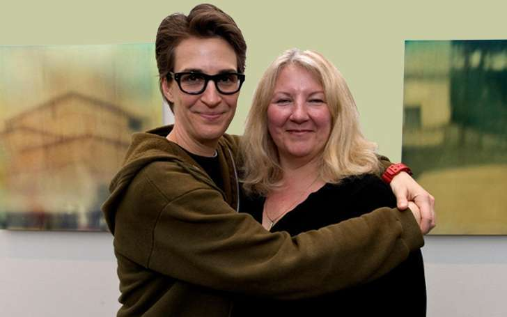 Rachel Maddow and girlfriend Susan Mikula dating since 1999 but still not in a hurry to get married