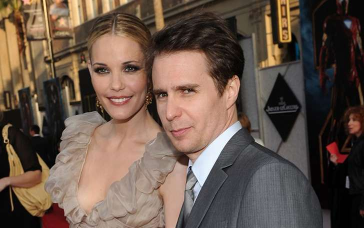 Second marriage likley for Leslie Bibb as she and boyfriend Sam Rockwell in a serious relationship