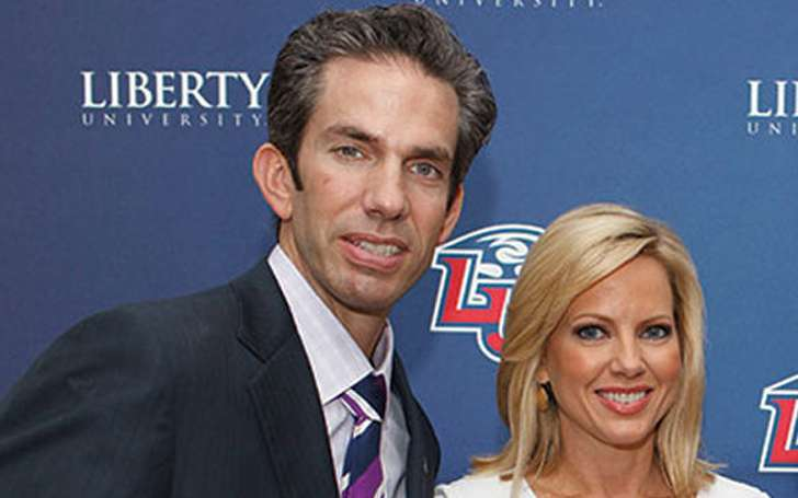 Shannon Bream met her husband Sheldon Bream during her college days and now they are inseparable