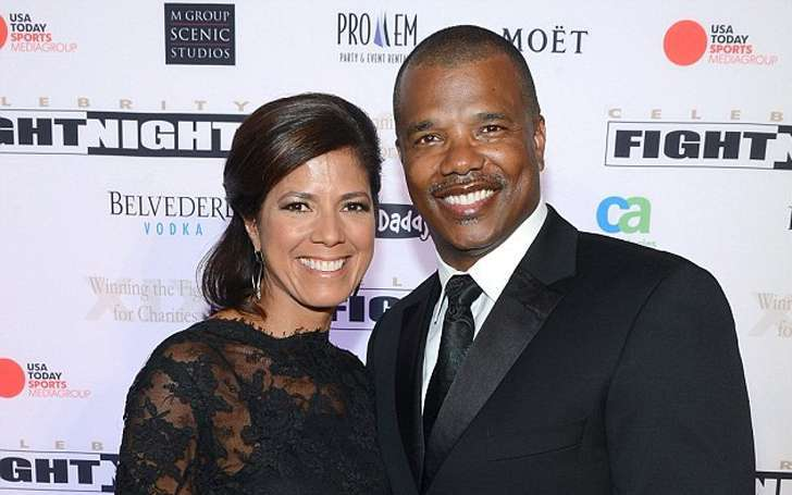 Zoraida Sambolin and her husband Kenny Williams married since 2014 without divorce rumors