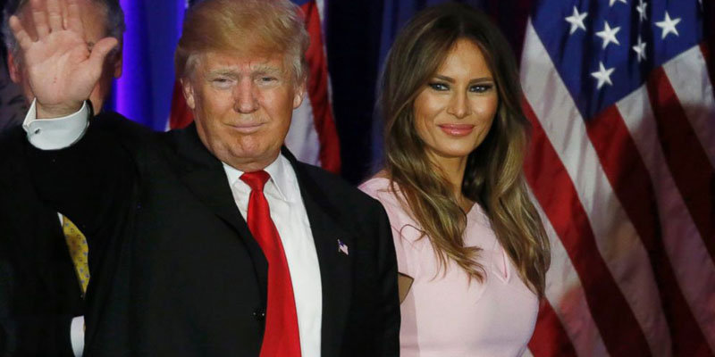 Is Donald Trump's wife Melania a American citizen? See his relationship with son Barron.