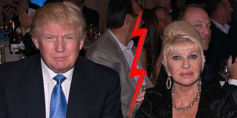 Ivana Trump accused Donald Trump for marrital rape for three years. What really happened?