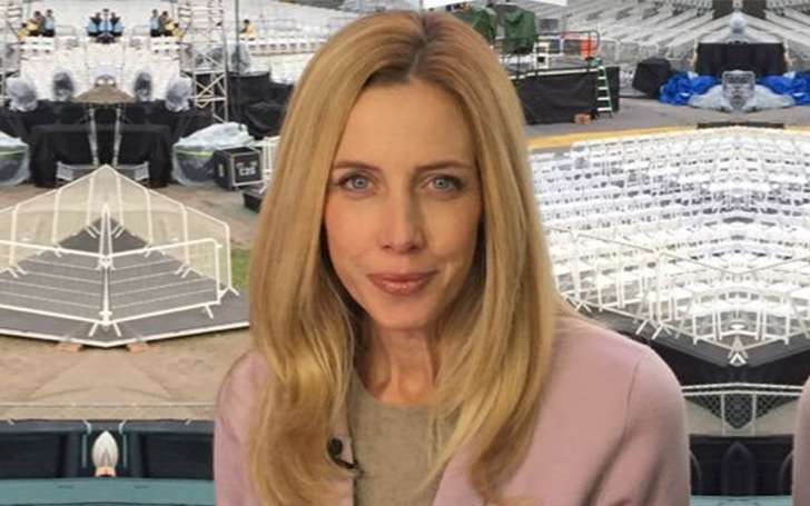 CNN Journalist Delia Gallagher's affairs are low key. Does she have a boyfriend or a husband?