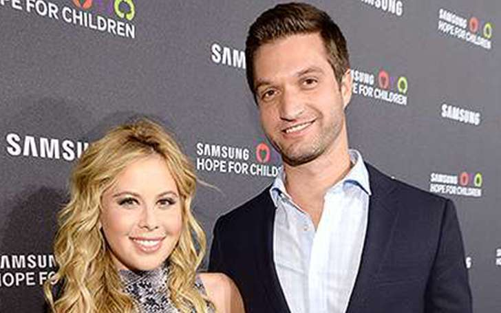 Figure skater Tara Lipinski engaged with future husband Todd Kapostacy. Are they getting married?