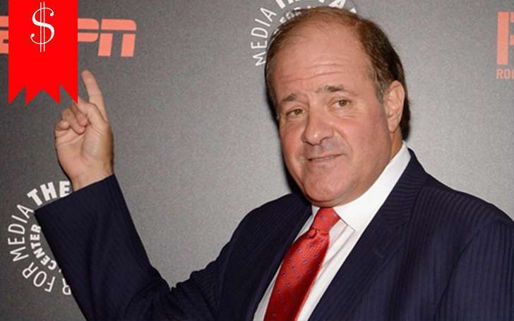 Sportscaster Chris Berman's, age 61, net worth. See his Hawaii house and source of money.
